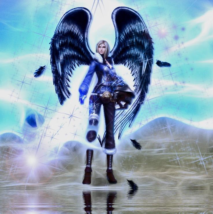 Картинки ангелов возмездия