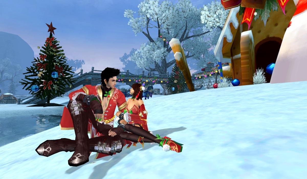 Много ролевая рождественская игра ролевая online-игра где можно выращивать животных